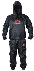 2Fit® Heavy Duty Sweat Suit Sauna Exercise Gym Suit – REVIEW