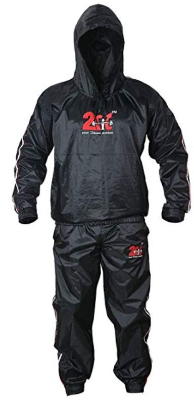 2Fit® Heavy Duty Sweat Suit Sauna Exercise Gym Suit – REVIEW