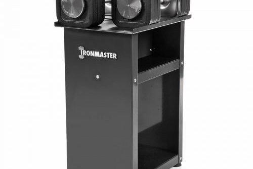 Ironmaster 75 lbs dumbbell-set.
