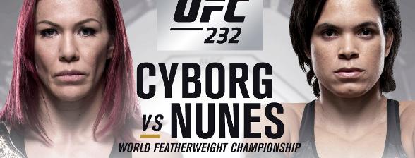 Amanda Nunes Defeats Cris Cyborg! SHOCKER!
