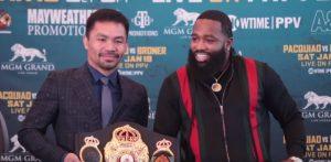 Manny Pacquiao vs Adrien Broner – Predictions
