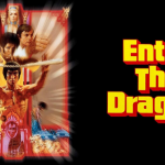 The movie cover for Enter the Dragon.