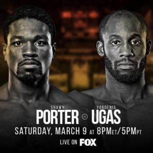 Shawn Porter vs Yordenis Ugas