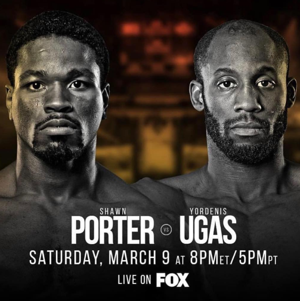 Shawn Porter retains WBC Welterweight vs. Yordenis Ugás – IMMEDIATE REACTION!