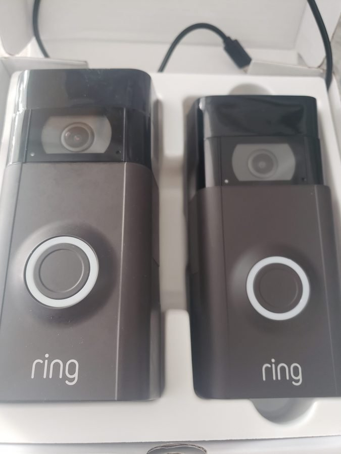 RING Video Doorbell vs Ring Video Doorbell 2