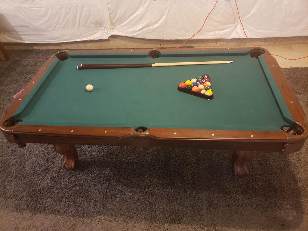 Eastpoint brighton pool table reviews.