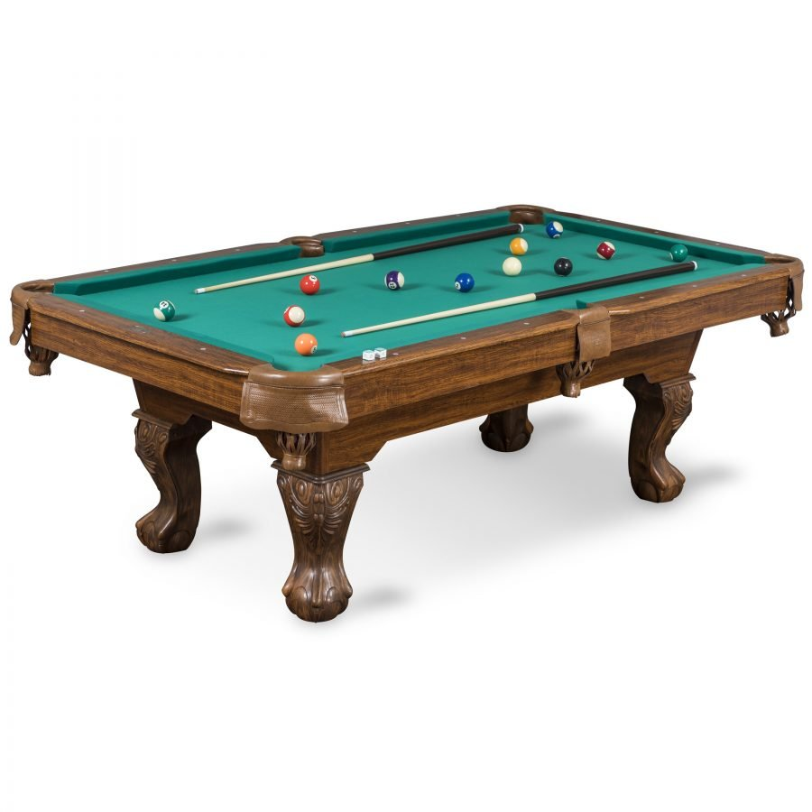 87-inch EastPoint Brighton Billiard Pool Table – REVIEW