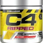 C4 Ripped is also another great pre-workout.