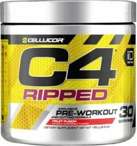 Cellucor C4 Ripped Preworkout Powder Energy Review