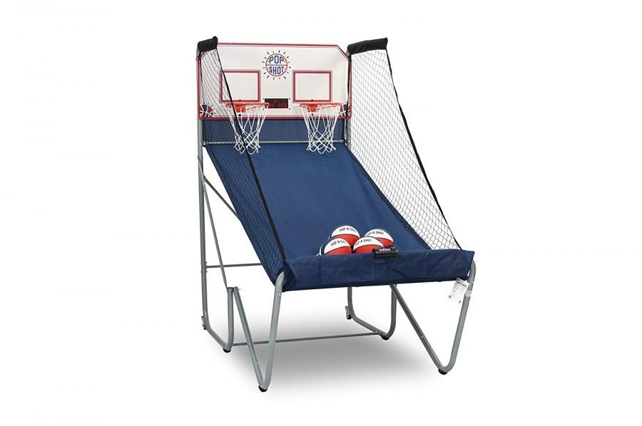 Pop-A-Shot Dual Shot Basketball Arcade Game Review
