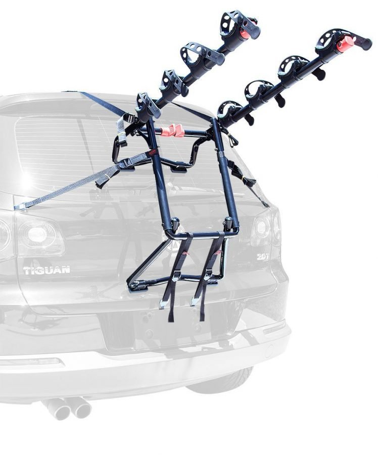 Allen Sports Premier Trunk Mounted Bike Rack Review