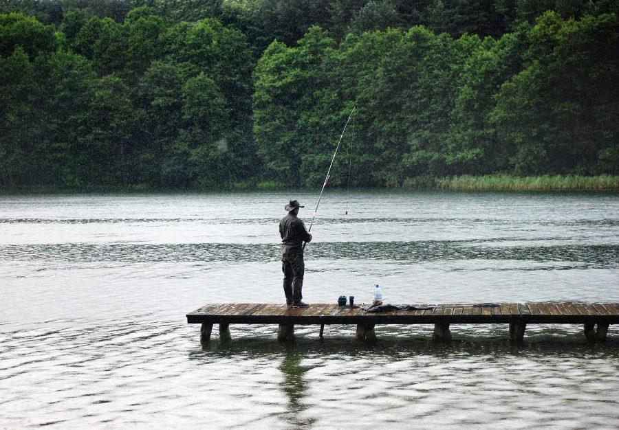 Fishing and Barometric Pressure