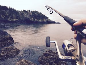 Freshwater Fishing and Reading the Waters