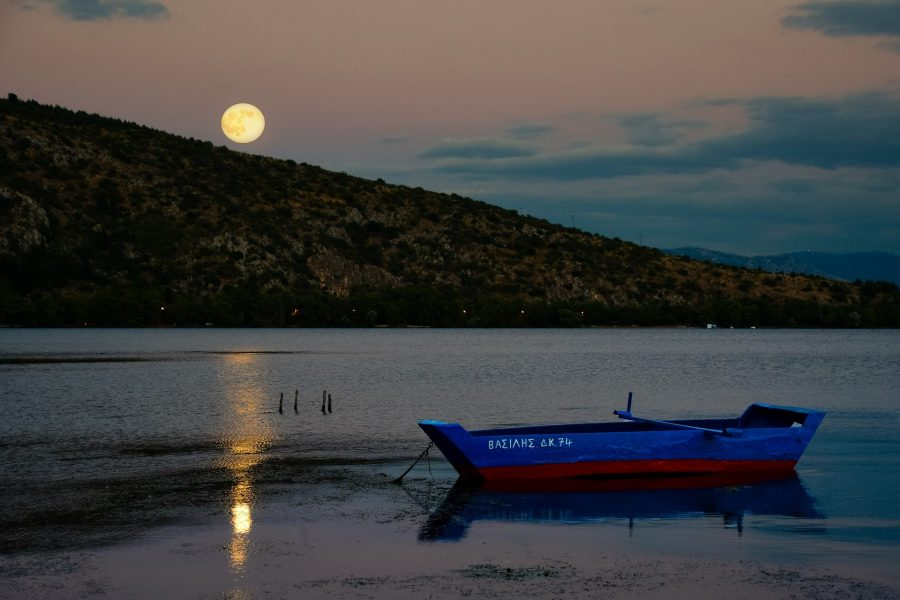 Fishing by Moon Phases