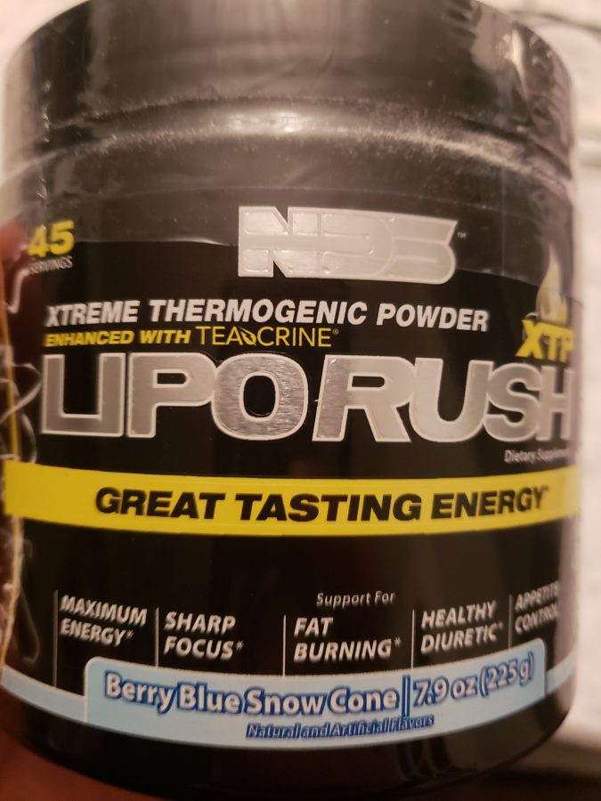 NDS Nutrition LipoRush XTP – REVIEW