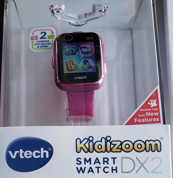 Kidizoom Smartwatch DX2 Review