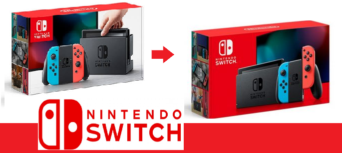 The new Nintendo Switch Model
