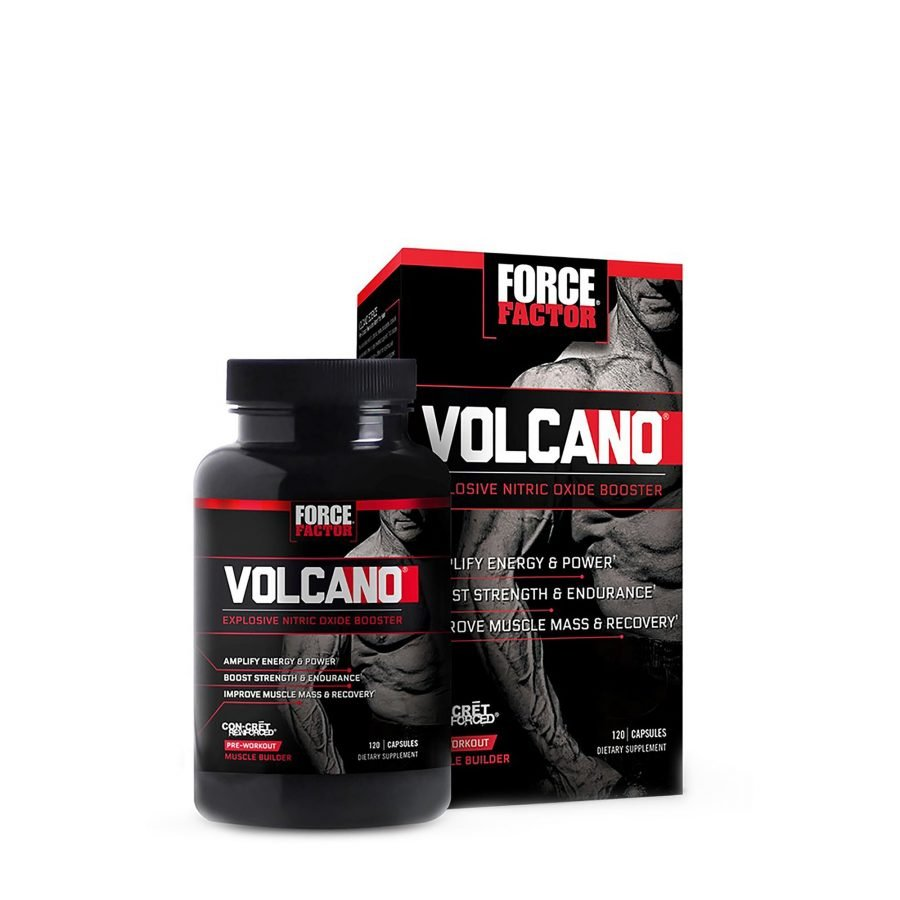 FORCE FACTOR® VOLCANO™ – REVIEW