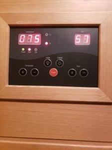 Radiant Sauna BSA2400 is an affordable sauna.
