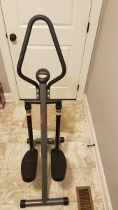 Sunny Health step machine review.