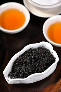 Black tea for weight loss.