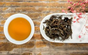 Black tea is healthy for you.