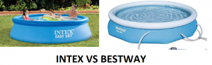 2020 – Intex vs Bestway Swimming Pools – which is better?