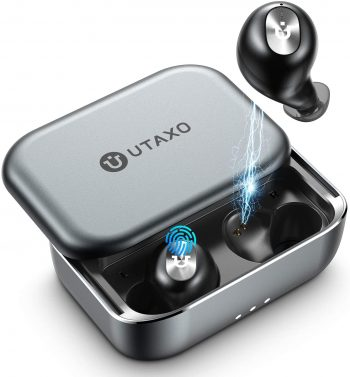 Alternative to Apple Airpod! Utaxo Wireless Earphone Review