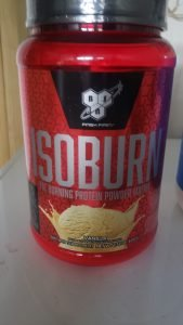 A fat burning protein.