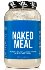NAKED Meal Replacement Shake REVIEW