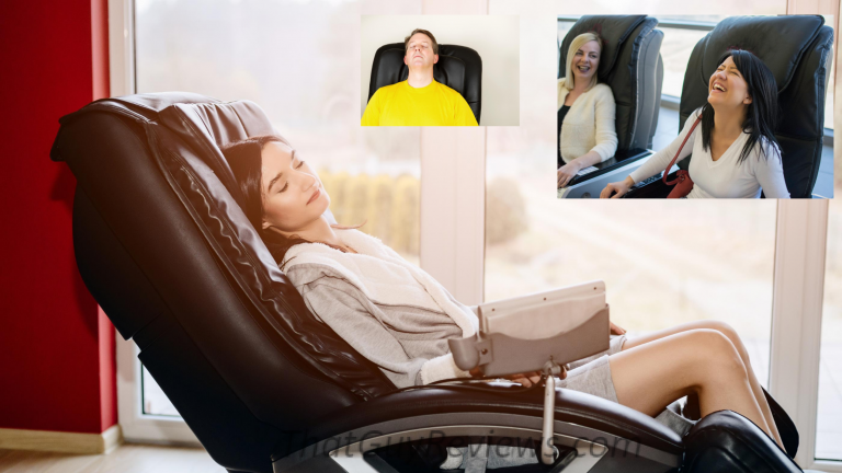 Massage chairs are worth buying.