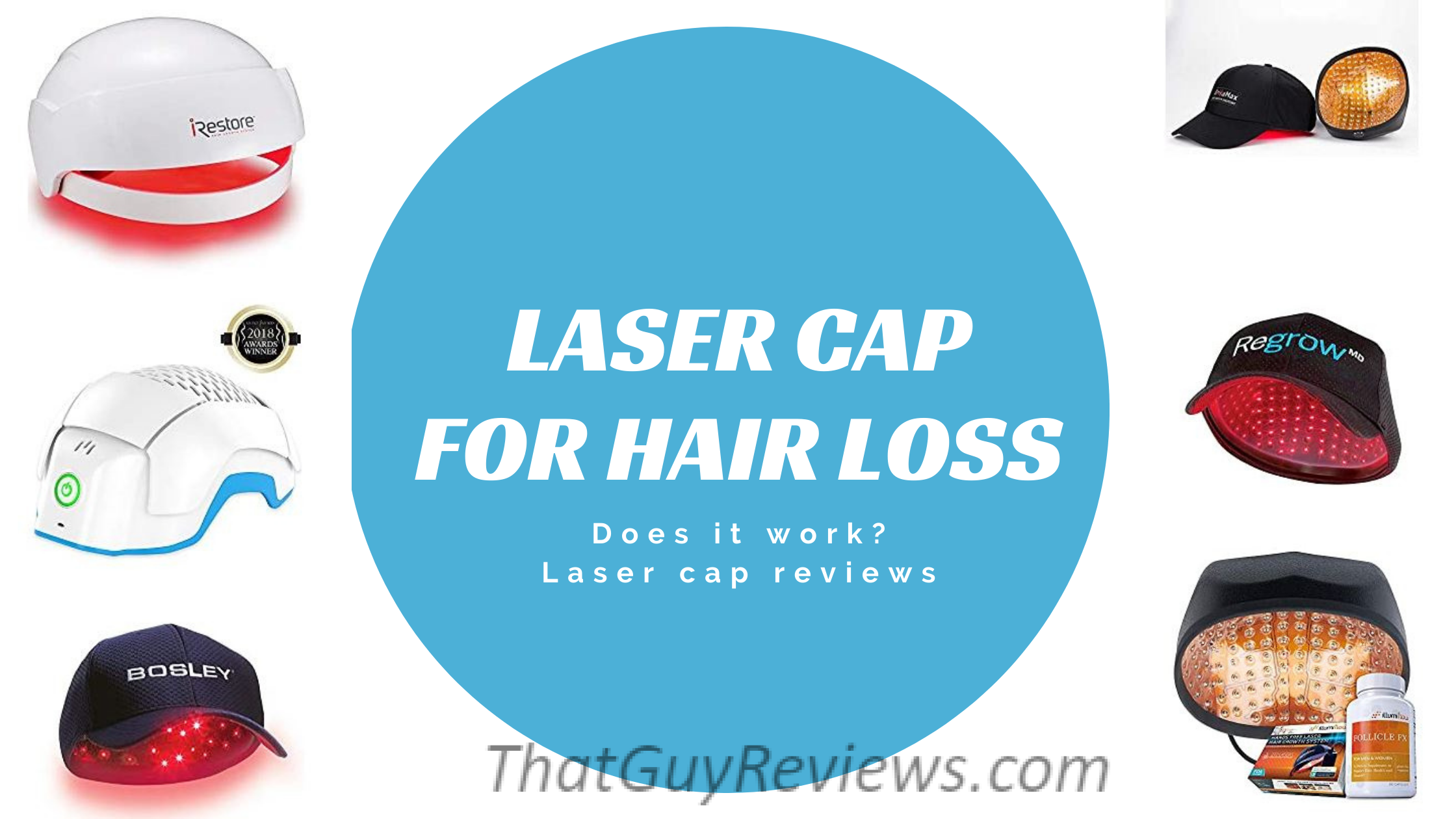 Laser Cap for Hair Loss Review