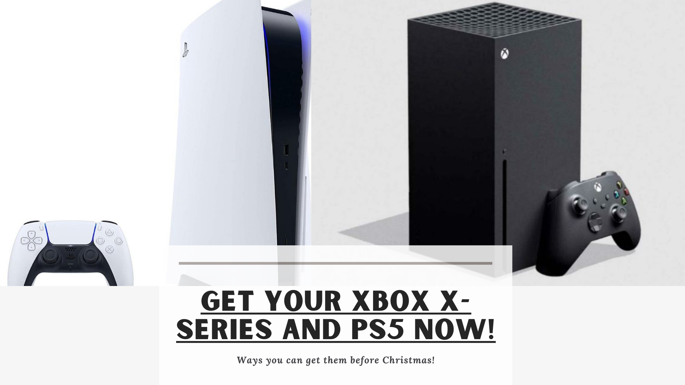 Find an Xbox Series X/S, PS5 Playstation 5!!!!